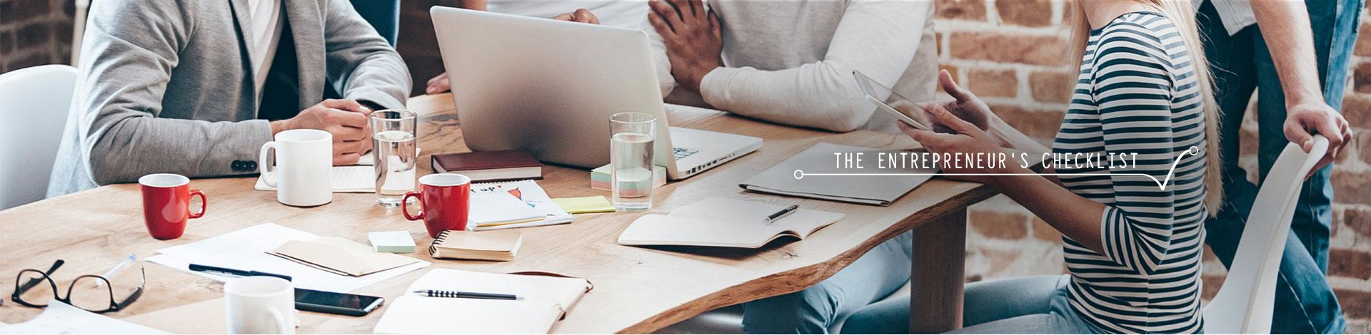 The Entrepreneur's Checklist