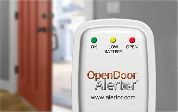 OpenDoor Alertor