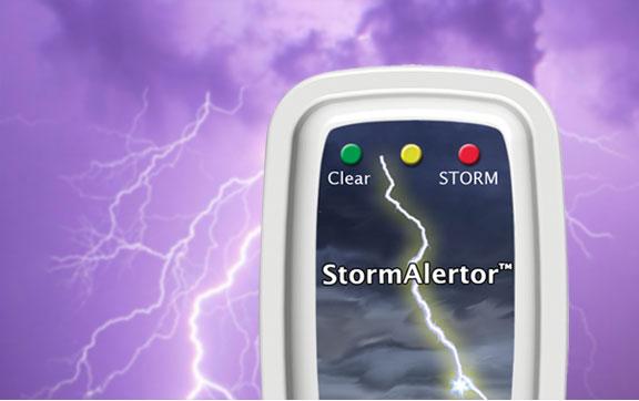 StormAlertor